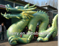 Custom size inflatable dragon pvc model,PVC model,inflatable model