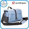 Chinese fashion portable Digital Camera Canvas Bag with Strap
