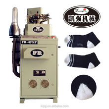 3.75-inch automatic plain and terry sock machine