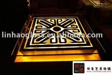interactive LED table for night club, led nightclub table