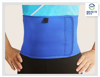 best selling products high demand portable velcro sport waist belt for back pain