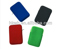 "Factory price waterproof neoprene laptop pouch for 7"" tablet universal case"