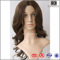 U Part Wig Silicone Base Wig Side Part Lace Front Wig