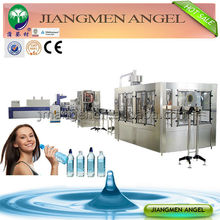 Jiangmen Angel complete soda water & pure water production line