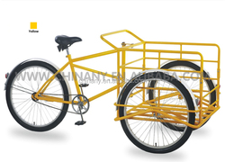 UB 9033 three wheels cargo tricycle/pedal trike /street tricycle
