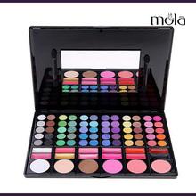 Professional hot sale 78 color cheap makeup kit wholesale, new products for 2015 face makeup kit