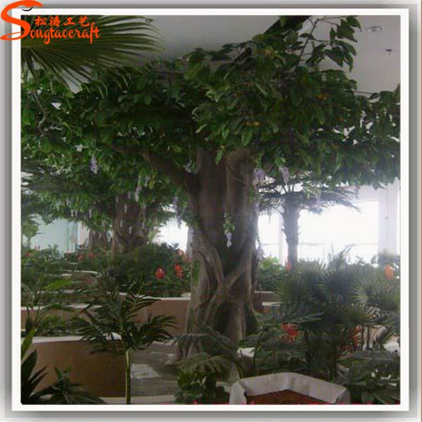 Maufacturer professionnel personnalis carte d 39 int rieur - Tronc d arbre artificiel ...