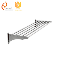 HuaNan stainless steel kitchen bathroom corner shelf Factory