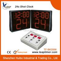 basketball scoring device/ LED display/ one side shot clock/ best sellers