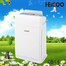 5 Filters remove dust and odor, formaldehyde, benzene, fresh air like nature air purifier
