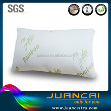 Non-toxic Luxury Bamboo Pillow with Shredded Memory Foam for 5-Star Hotel Comfort , Queen