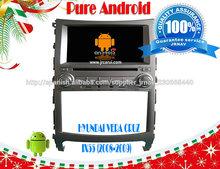Puro Android 4.2 PARA HYUNDAI IVeracruz 2006-2011 coche DVD GPS con pantalla capacitiva Multi Touch, 1GHz de doble núcleo
