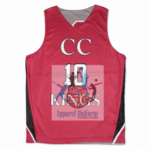 Reversible Customized Girls Basketball Uniforms
