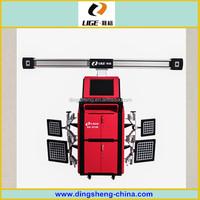 3D Four wheel alignment machine tire alignment Standard Model