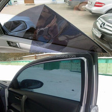 Car window static cling vinyl film, sun shade window film for scratch protection anti-glare car window film