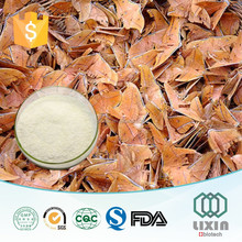 alibaba trade assurance natural wild 25% animal flavone powder/Male Silk Moth Extract for man's health care