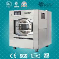 100kg professional laundry shop sales washing machines
