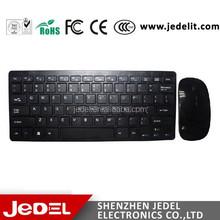 JEDEL KW600 wholesale factory price mini wireless keyboard