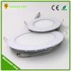 2015 2014 hot sell small round led panel light 18w with CE ROHS certificate