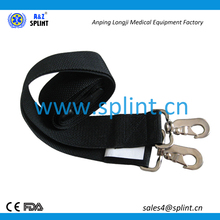 plastic spine backboard strap