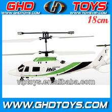 White color 3.5ch infrared control airwolf rc helicopter with light