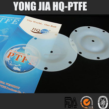 Customization White Virgin Teflon Diaphragm