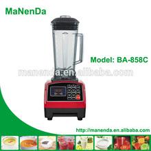 Manenda ıslak/kuru çok- Fonksiyonu 2200w hamur karıştırıcı blender