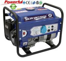 homemade gasoline generator/ portable generators/ 1kw petrol generator