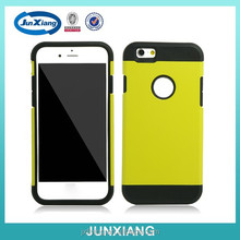 pure color armor case for iphone 6 accurate open high quality