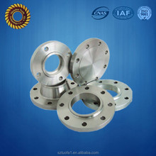 Shenzhen competitive machining service,CNC high precision turning&drilling service, good finishing turned&drilled custom flange