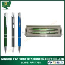 Good Quality Metal Pen And Pencil Set