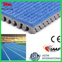 IAAF cheap rubber flooring roll mat for running track