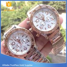 Yiwu wholesale lady fashion watches/newest wrist watch/stainless steel