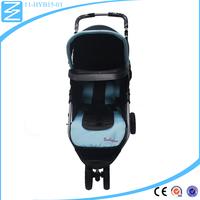 Luxury 360 degree rotation Travel Baby Car child's buggy