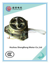 China electric washing machine motor