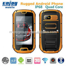 Enjoy S09 4.3inch waterproof best rugged mobile phone india