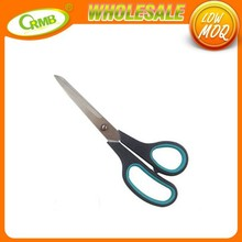 Wholesales office and student plastic safety scissors