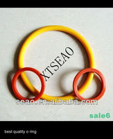 Widely used silicone O ring for mechanical or electrical