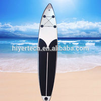 White surfboard inflatable drop stitch fabric board stand up paddle board inflatable