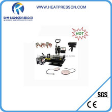 CE Multifunction Five in one Combo heat press machinary