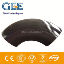 Alibaba Express Carbon steel pipe elbow 90 degree dimensions with ABS certification