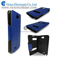 Flip Leather Case for Samsung Galaxy Note 2 N7100