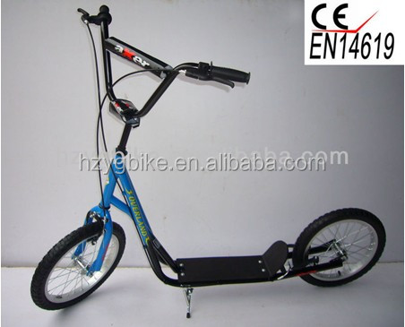16 zoll riesenrad beliebt freestyle bmx roller tretroller. Black Bedroom Furniture Sets. Home Design Ideas