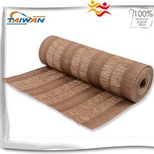 handmade decor / bully stick table mat / innovative product ideas