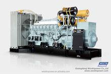 1728kva continous running generator by Mitsubishi