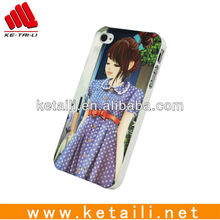Shenzhen OEM/ODM phone cover exporter.plastic cover for iphone 4/4s