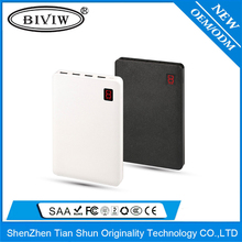 20000mah portable mobile power bank OEM/ODM accepted