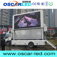 portable truck/car/van mobile advertising led display led display outdoor used mobile led screen truck xxx video led sdisplay