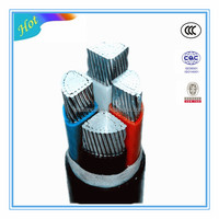 Sheathed PVC armoured power cable and Insulated
