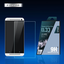 OTAO X-LAMBO touch lcd guard screen protector for HTC One/M7 guard film with retail package